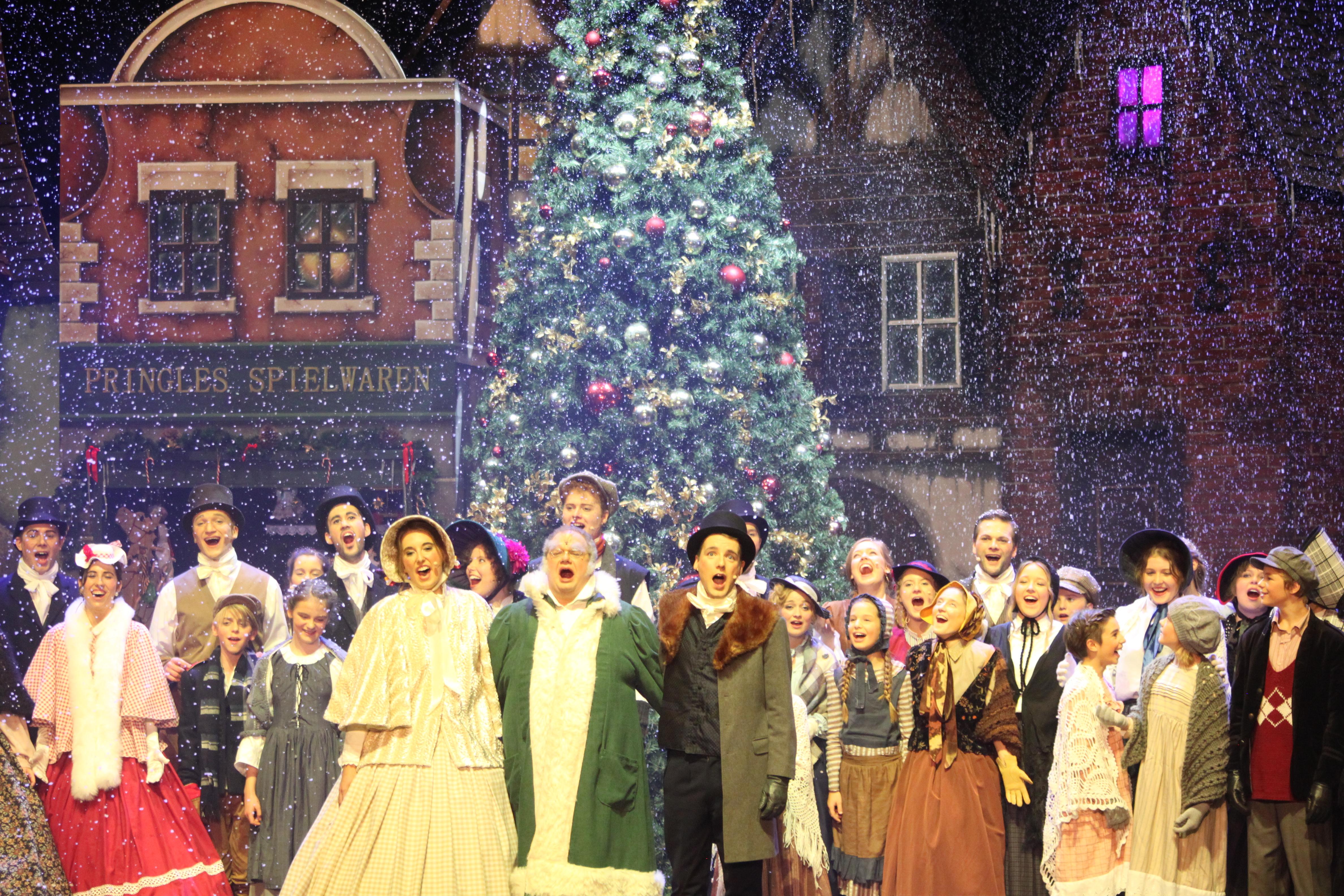 Weihnachten mit Scrooge – erlesenesmuenster.de