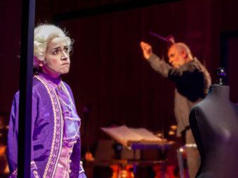 Mezzosopranistin Anna Alàs I Jovéüberzeugt als Cherubono, Foto: Oliver Berg